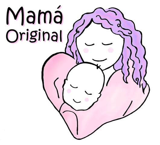 logotipo web mama original